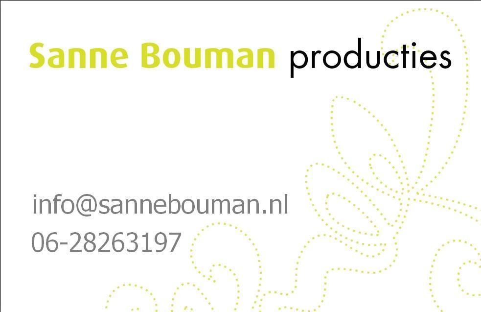 Sanne Bouman Producties